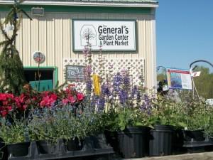 The Generals Garden