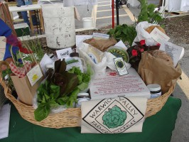 The Warwick Valley Farmers Market