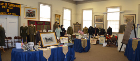 'Salute to Veterans' Exhibit Extended to Jul. 4