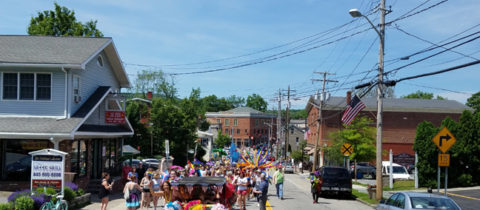 Warwick Celebrates Pride